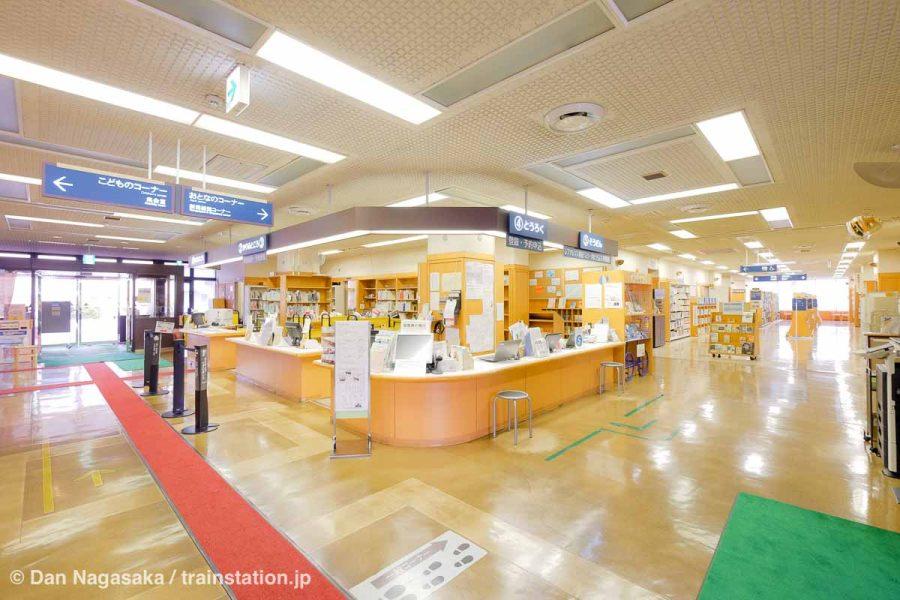 横浜市 山内図書館