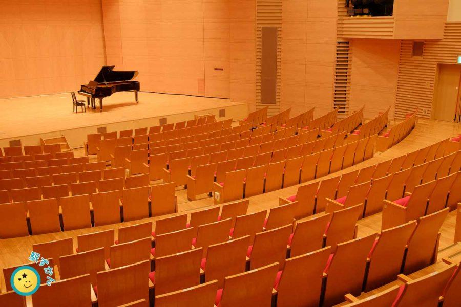 みどりアートパーク(横浜市緑区民文化センター)ホール