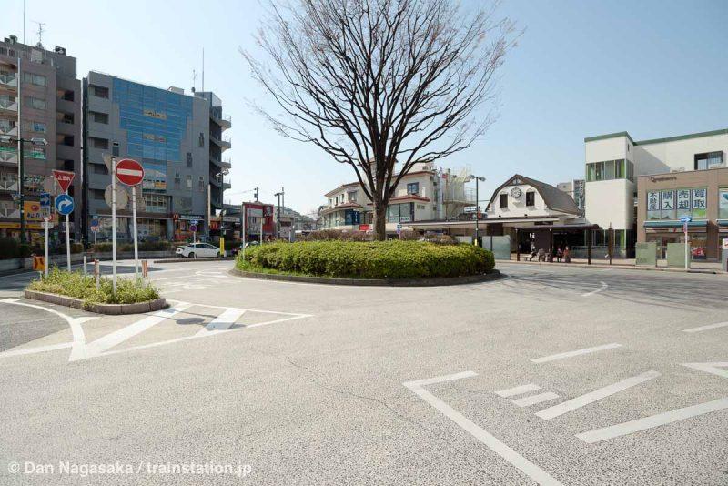 向ヶ丘遊園駅の南口