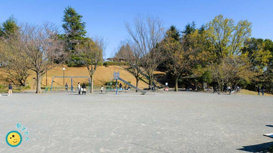 新石川公園低地