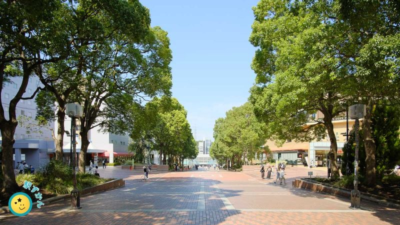 小田急多摩センター駅・京王多摩センター駅